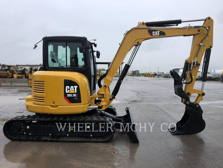 2019 Caterpillar 305 5E2C3T Excavator for sale in SALT LAKE