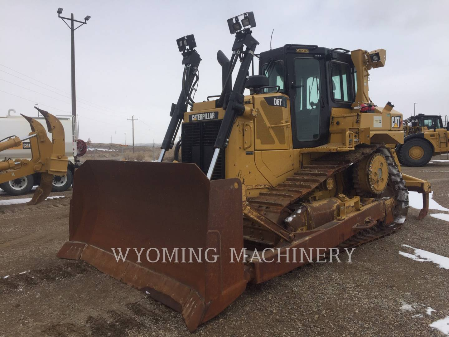2012 Caterpillar D6T Dozer for sale in CASPER, WY | IronSearch