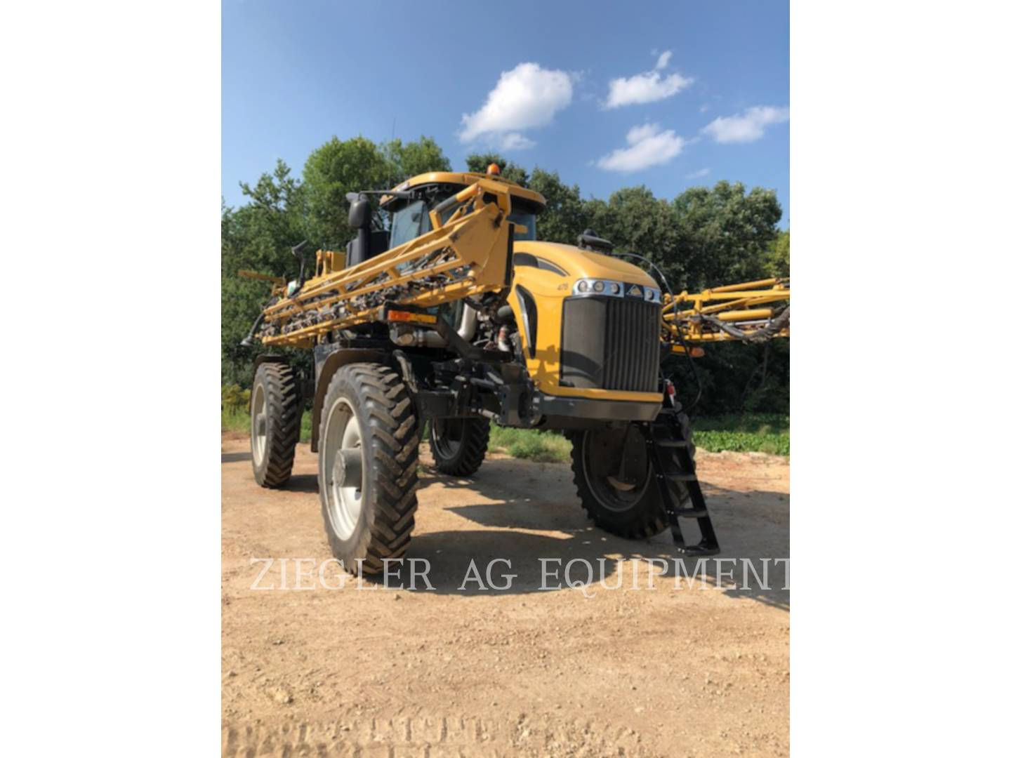 2014 Ag Chem Rg1100 Sprayer For Sale In Call For Location