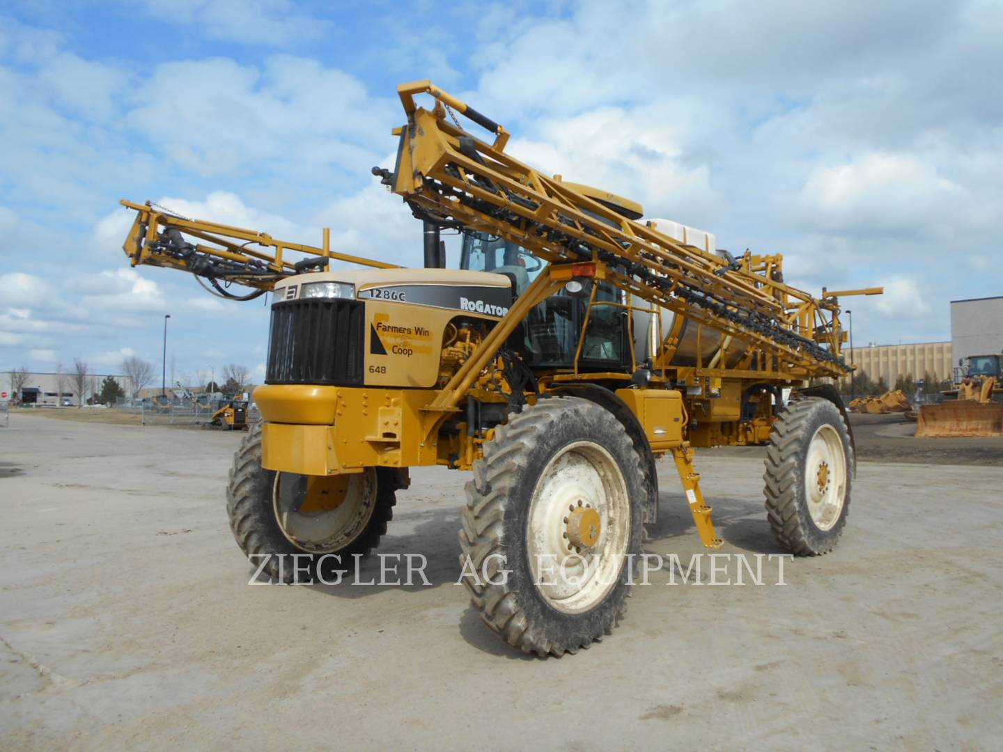 2008 Ag Chem 1286c Sprayer For Sale In Call For Location Mn
