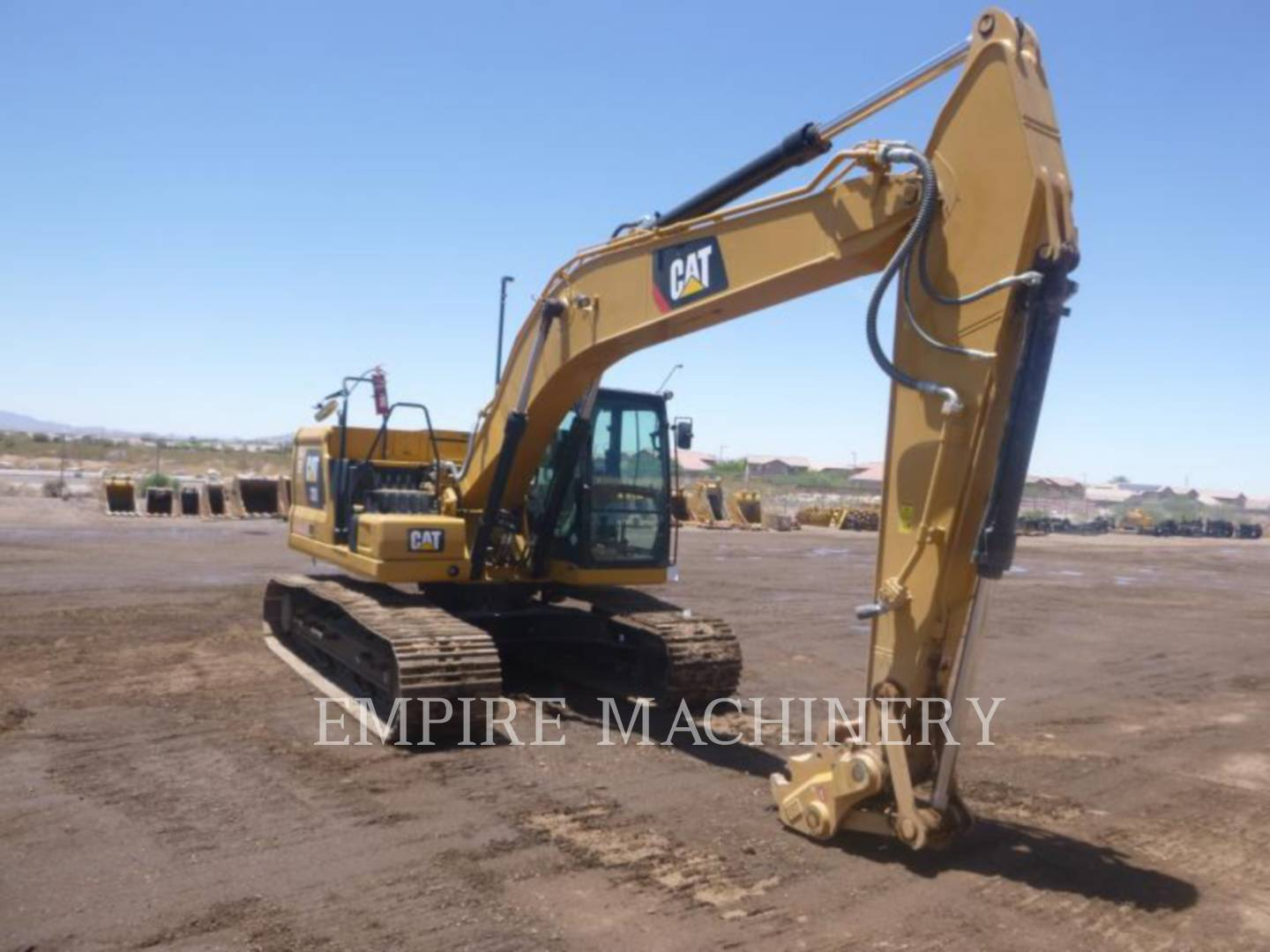 2018 Caterpillar 320-07 P Excavator for sale in MESA, AZ | IronSearch